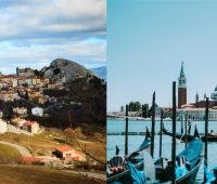 I luoghi comuni - Friuli VS Molise