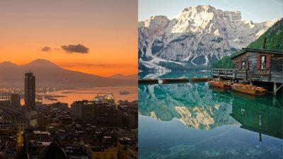 Trentino VS Campania