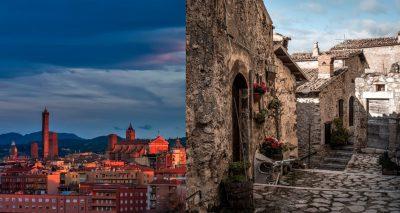 I luoghi comuni - Emilia Romagna VS Abruzzo