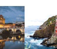 I luoghi comuni - Lazio VS Liguria